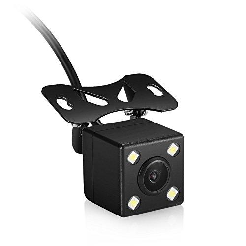 Rear View Backup Camera, Foxcesd 2.5mm AV-IN Rear View Camera for Car DVR...
