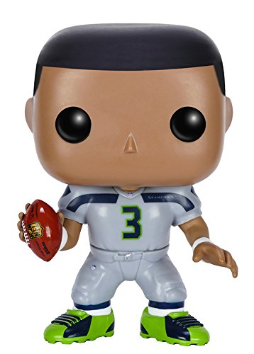 Funko POP NFL: Wave 2 - Russell Wilson Action Figure