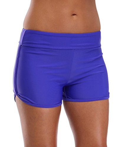 Purple Boyshorts - 7