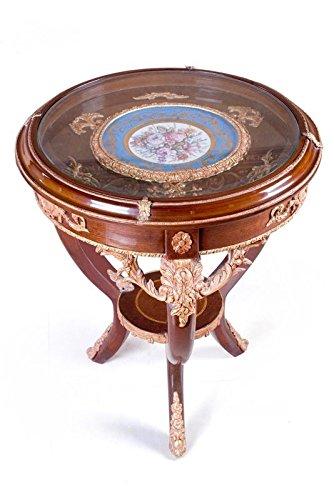 Barock Beistelltisch Tisch Antik Stil MoTa1437