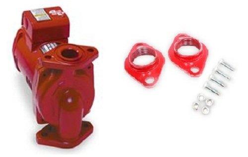 "B&G PL-36 Circulator Pump 1BL001 Outdoor Boiler Furnace w/Pump Flanges [3/4""]"