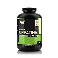 Optimum nutrition creatine powder is unflavored