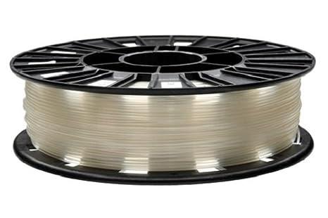 REC PLA Filament (1,75 mm) Transparente: Amazon.es: Informática