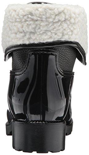 S De Dav Shearling € Bottes Calgary Pluie Noir ™ Womenâ De fn047R