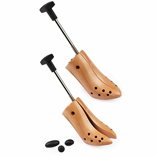 Pair of Medium 3 to 6 Inch Footfitter High Heel Shoe Stretchers