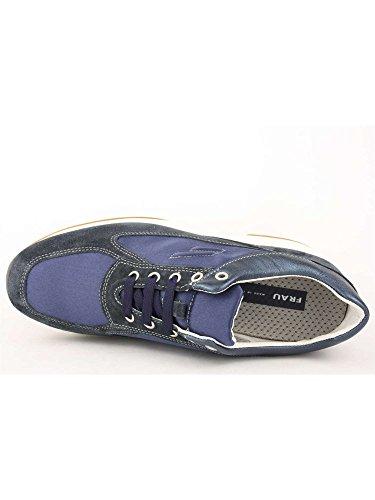 FRAU Cordones DONNA Para Zapatos de turquesa Mujer rpr6Uqx