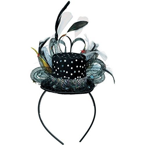 Amscan Glamorous 20's Old Hollywood Mini - Feather Hat Band Shopping Results