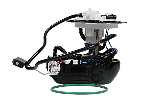 ACDelco MU1642 GM Original Equipment Fuel Pump and Level Sensor Module with Filter, Regulator, Valves, and Seal