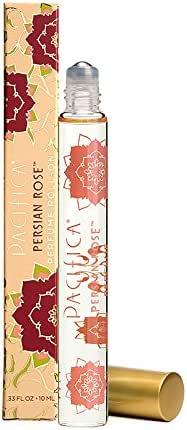 Pacifica Beauty Perfume Roll-on, Persian Rose