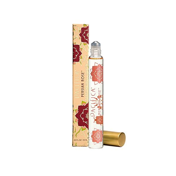 Pacifica Perfume Roll-On, Persian Rose