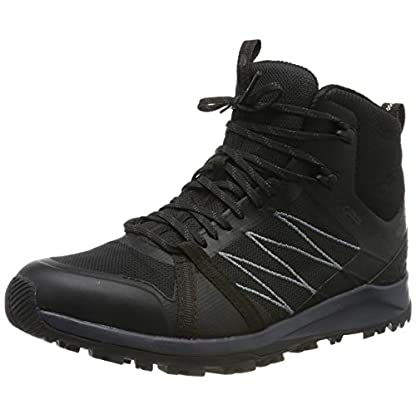 The North Face Men's M Lw Fp Ii Mid GTX High Rise Hiking Boots 1
