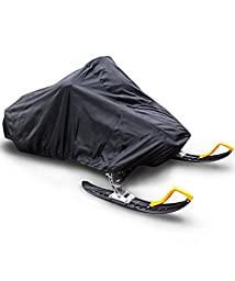 Budge Sportsman Waterproof Snowmobile Cover Fits Snowmobiles 115\