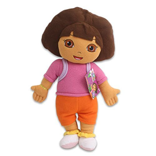 Pillow - Dora The Explorer - Tradotional Plush 24
