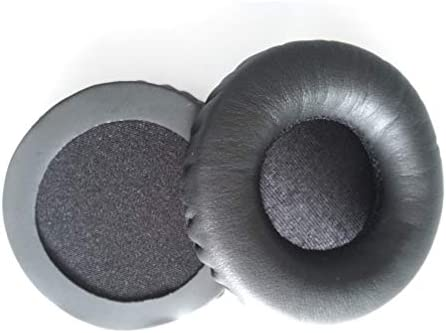 Artibetter 1ペアイヤホンパッドスポンジフォームヘッドホンパッドイヤフォンイヤークッションヘッドホン交換用ビートn-Tuneイヤホンヘッドホン(ブラック)