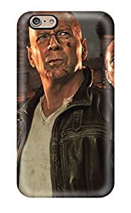 Matt Nosko's Shop Best Premium Case With Scratch-resistant/ Die Hard 5 Case Cover For Iphone 6 8876342K73457578