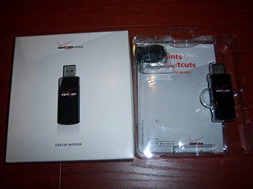 Verizon Novatel Wireless USB760B VERIZON 3G USB Mobile Aircard Modem USB760