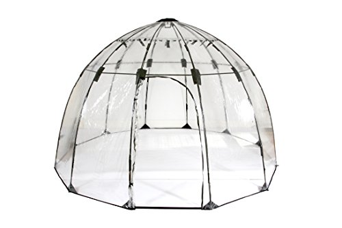 Greenhouse Dome (Tierra Garden 50-2510 Haxnicks Garden Sunbubble Greenhouse, Large)