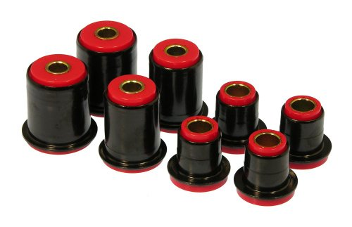 Grand Prix Soft Shell (Prothane 7-212 Red Front Control Arm Bushing Kit with)