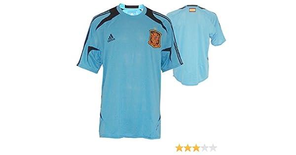 adidas - Camiseta de entrenamiento de España, 10 (XL): Amazon.es: Deportes y aire libre
