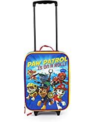 Paw Patrol 16 Paw Patrol on a Roll Pilot Case Rolling Luggage or Backpack