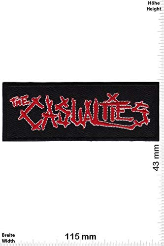 etpunk-Band Embroidered Patch Iron on Applique Souvenir Accessory ()