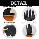 UXglove Heavy Duty Latex Gloves, Safety Work