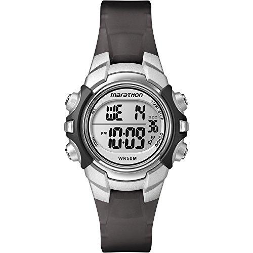 Price comparison product image The Amazing Quality Timex Marathon Digital Mid-Size Watch - Black/Silver