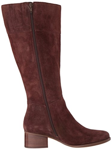 Riding Wc Chocolate Naturalizer Boot Women's Demi BqEwnztR