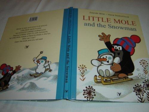 Download Little Mole and the Snowman / Concept and Illustrations by Zdenek Miler / Text: Hana Doskocilova / Krtek / Maulwurf / Kisvakond pdf