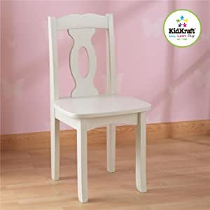 KidKraft Brighton Chair - White