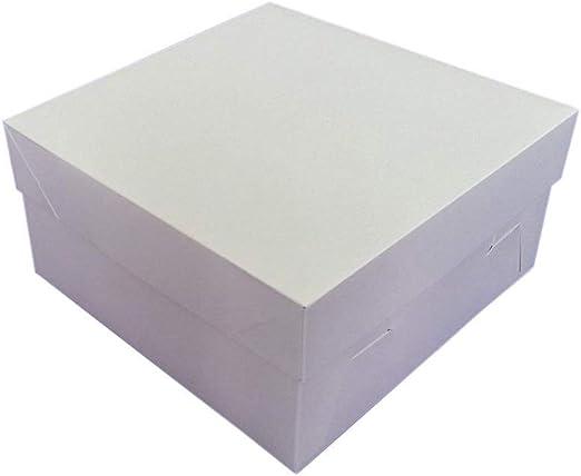 We Can Source It Ltd – Caja de cartón para Tartas con Tapa ...