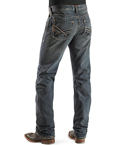 ARIAT Men's M5 Arrowhead Low Rise Straight Leg Jean Deadrun 33 - Low Straight Rise Jeans