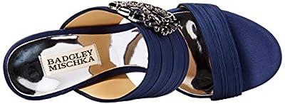 Badgley Mischka Women's Feline Heeled Sandal