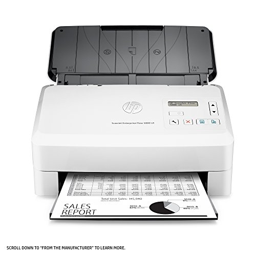 HP ScanJet Enterprise Flow 5000 s4 Sheet-feed OCR Scanner by HP (Image #11)