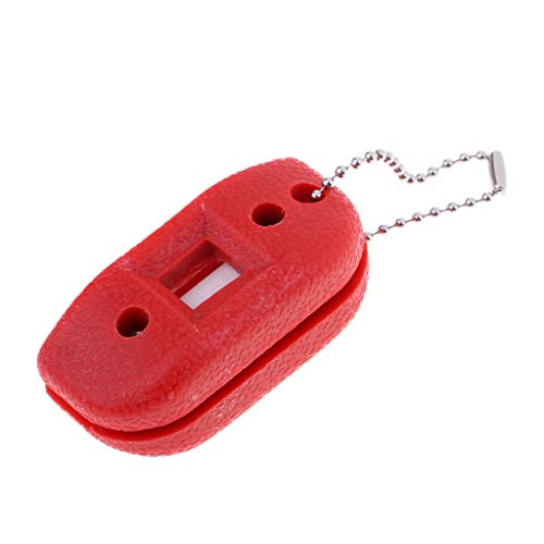 Portable Sand Ice Skates Blade Durable Sharpener Grindstone Grinding Tool Outdoor Skating Accessories Easy To Repair Pottery & Glass