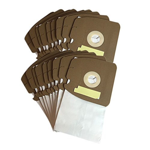 - Think Crucial 18 Replacements for Eureka MM Bags Fit Mighty Mite & Sanitaire, Compatible With Part # 60295, 60296 & 60297