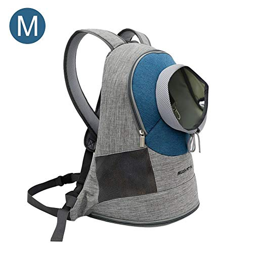 - Taimot Pet Carrier Backpack Portable with Pet Dog Doggy Sling Legs Out Design Outdoor Travel Durable Cat Carrier Bubble Backpack Pet Travel Bag Small Dog for Small Dogs Puppies Cats, Kittens and More