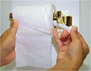 Mom Invented TP Saver [Misc.]