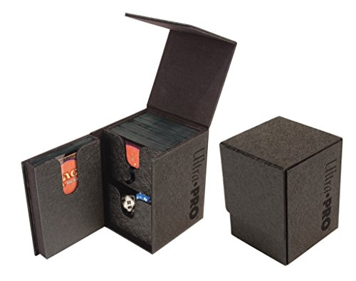Pro Tower Deck Box, Black