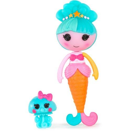 Lalaloopsy Mini Lala Oopsie Mermaid Water Lily by MGA Entert