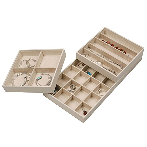 The 8 best drawer organizers for jewelry