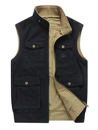 Reversible Cotton Jacket - 9