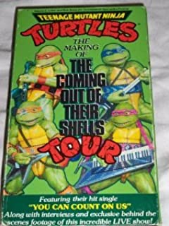 Teenage Mutant Ninja - Coming Out of Their Shells - Amazon ...
