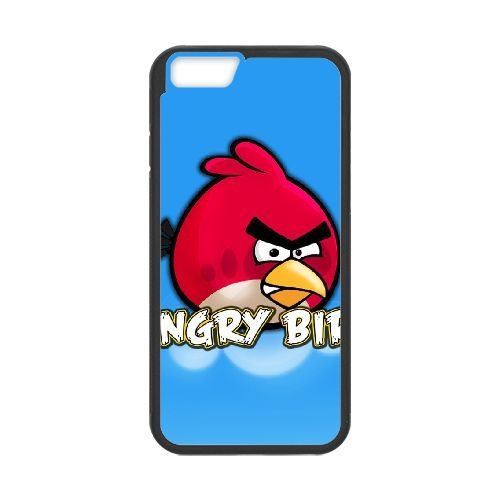 Angry 013 coque iPhone 6 4.7 Inch cellulaire cas coque de téléphone cas téléphone cellulaire noir couvercle EEEXLKNBC26931