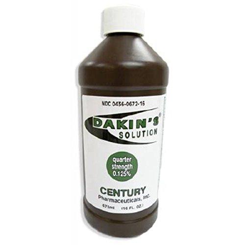 McKesson Solution Dakin'S .0125% 16 Oz - Model 1442755