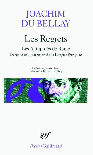 Les Regrets/Les Antiquites De Rome