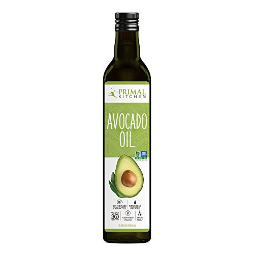 Primal Kitchen - Avocado Oil, Whole30 Approved, Paleo Friendly and Cold Pressed (16.9 oz) ()