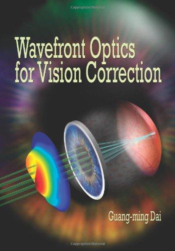 Wavefront Optics for Vision Correction (SPIE Press Monograph Vol. PM179)