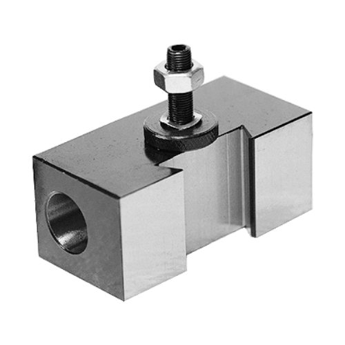 (HHIP 3900-5917 AXA Series No. 5-Morse Taper Holder for Drilling, MT2 Taper Hole)