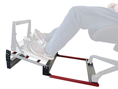 - Pedal Mount PEIN (Height upping Edition) is a device to keep your racing pedal and rudder pedal at a set distance from your chair as well as tilt the pedals to a more comfortable angle.